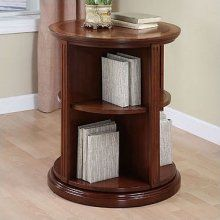 Revolving Bookcase  Need As Bedside Table To Hold Books!