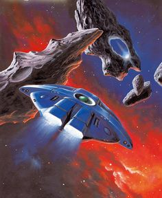Cover art for Perry Rhodan #2363. Artist unknown. Alfred Kelsner
