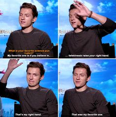 23 Times Tom Holland Was Too Precious For This World (BuzzFeed)
