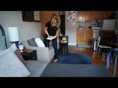 Tiny apartment [+ ETSY shop] with big design - Tiny, Eclectic, Amazing Spaces video
