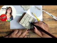 MONITOR | Norma Rodriguez | macetas con Granoulage | Brico Amigos DIY - YouTube Monitor, Youtube, Diy, Patterns, Tableware, Inspiration, Plant Pots, Friends, Block Prints