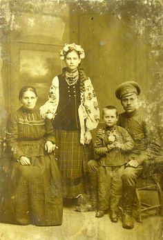 Photo by Fofka Fofka Family Portraits, Family Photos, Black And White City, Folk Fashion, Folk Costume, Costumes, Old Photography, My Heritage, Vintage Pictures