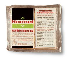 1973 - Hormel & Co. is the first company in the meat packing industry to introduce nutritional and ingredient labels on meat products. #hormelhistory