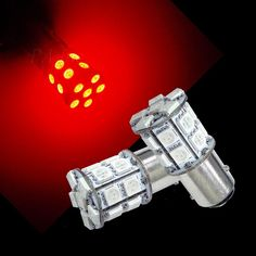 2PCS 12V 1157 Bay15D 20SMD 5050 Car Interior Luggage Cargo Light Lamp Bulbs RED  #Luggagelight  #Carlight #RedLED  #DC12V  #20SMD Cheap Lamps, Scooter Parts, Stop Light, Headlight Bulbs, Red Led, Lamp Bulb, Car Lights, Interior Lighting, Stuff To Buy
