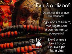 Entidades Ciganas da Umbanda (Clique Aqui) para entrar.: EXU É O DIABO?