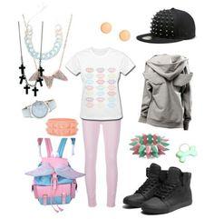 U-KISS outfit!!! I love this, LOVE THIS, LOOOOOOOOVE THIIIIIIS!!!! <3 (^^)