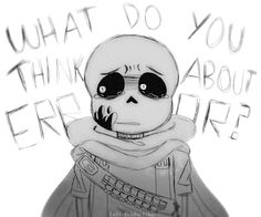 I think this is what ink feels when fandom asks him that