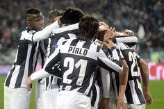 Fabio Quagliarella y Alessandro Matri marcaron los goles de la vuelta.