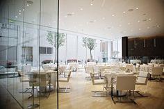 high end white restaurant - Google Search
