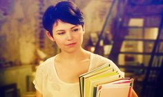 Mary Margaret pixie cut