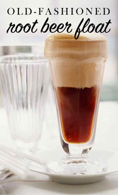 Root Beer Float | Martha Stewart Living - There are many good-quality regional root beers. Buy the best one you can find in your area.