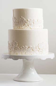 Lace. Superfine Bakery.