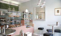 BARCELLOS SALON SUCRÉ BERLIN - Combination of pâtisserie and hair salon