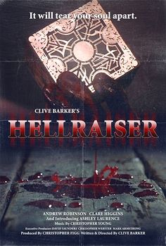 Hellraiser (1987) dir. Clive Barker
