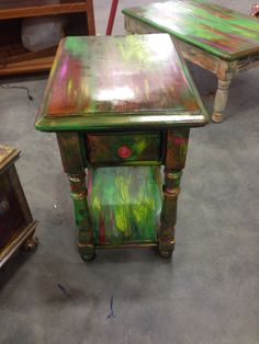 Wild art furniture by traci