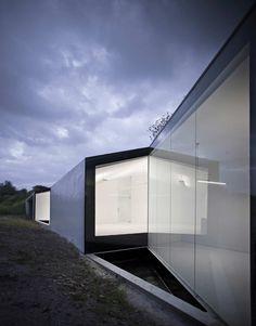 Galeria de Centro de Biodiversidade / Tomás García Píriz (CUAC.arquitectura) + José Luís Muñoz Muñoz - 6