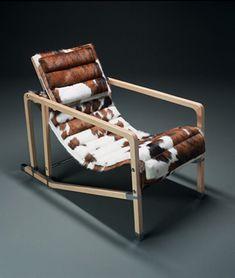 Eileen Gray Chair  www.cheveustudio.ie - Eileen Gray #Historia #Arte #Design @Qomomolo