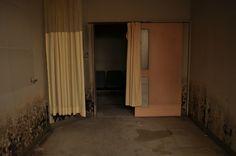 Ruin hospital in Saitama