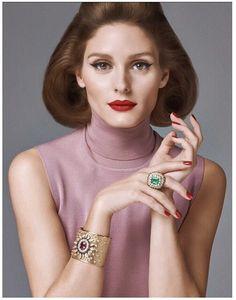 Olivia Palermo For Vogue Brasil