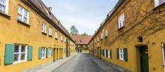 Fuggerei: ecco il quartiere con gli affitti più bassi del mondo (FOTO)
