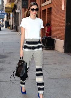 9/20/13 -Miranda Kerr out in NYC.