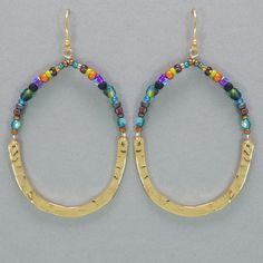Holly Yashi Meridian Earrings