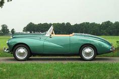 Sunbeam Talbot Alpine Mk II roadster, 1953