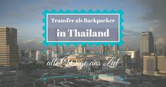 Thailand ist dermaßen gut ausgebaut, dass etliche Fortbewegungsmittel für das Umherreisen im ganzen Land zur Verfügung stehen. Wie du in Thailand immer sicher ans Ziel gelangst und welche Verkehrsmittel zur Auswahl stehen erfährst du hier.  http://flashpacking4life.de/transport-thailand-als-backpacker-rundreise-thailand/