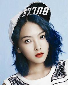 KARA - High Cut September 2012 Solo Pictures Gyuri Nicole Jung Hara Seungyeon Jiyoung