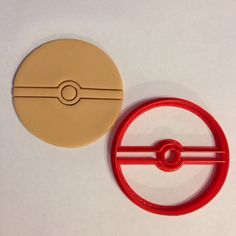 3D+Printed+Pokeball+cookie+cutter+by+BoeTech+on+Etsy,+$7.49