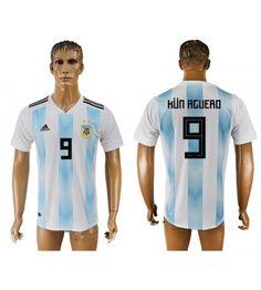 Argentinien Sergio Aguero 11 Heimtrikot WM 2018 Herren Messi 10, Lionel Messi, Sergio Aguero, All Team, Amazing Shopping, Fifa World Cup, Sportswear, Barcelona, Angeles