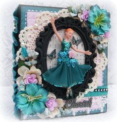 Beautiful premade vintage shabby chic by noturmommaspages on Etsy, $75.00