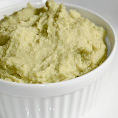 Two of my favorites together: Avacado hummus