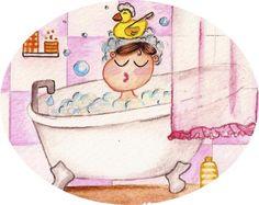 Micaela bañera