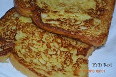 Real French Toast :P http://haffaskitchen.blogspot.com/2013/10/real-french-toast.html