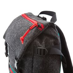 This gorgeous Topo Designs Woolrich Rover Pack is made in Colorado... and is simply stunning!