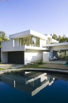 Fitzpatrick/Leland House. Laurel Canyon, Los Angeles. 1936. Rudolph Schindler