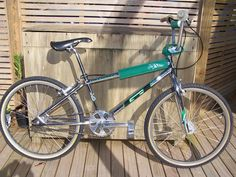 Used GT BiCYCLES for Sale | BMX Bikes / G / GT Bicycles / 1994 GT ...