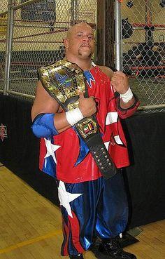 """PWS Pro Wrestling Syndicate, Best of the Best """" Dan Maff """""""