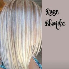 Highlights and lowlights by suzette Rose Blonde, White Blonde Hair, Blonde Hair Looks, Bleach Blonde Hair, Light Blonde Hair, Platinum Blonde Hair, Light Hair, Blonde Color, Ash Blonde Hair With Highlights