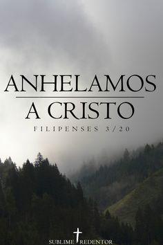 En cambio, nosotros somos ciudadanos del cielo, donde vive el Señor Jesucristo; y esperamos con mucho anhelo que él regrese como nuestro Salvador Filipenses 3:20