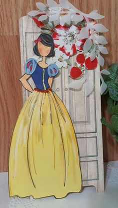 Snow White by Patti McDowell.