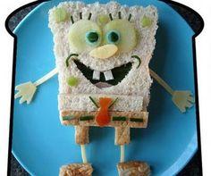 Sensational food art for kids