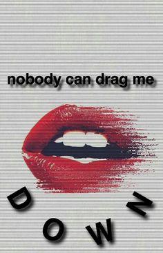 Nobody can drag me down ♬ OneDirection - DragMeDown ❤❤