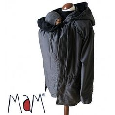 MaM babahordozó kabát