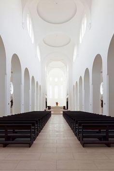 John Pawson - Moritz Church