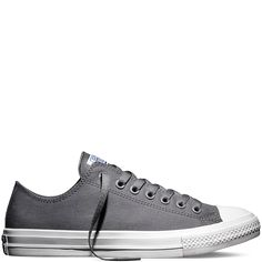 Converse - Chuck Taylor All Star II - Thunder - Low Top (but black and white OR all black)