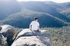 . . . . . . . . . #canberra #namadgi #booroombarocks #views #australia #act #visitcanberra #hiking by timfork