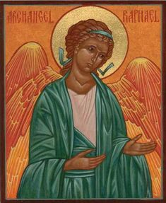 I feel very close to and blessed by Archangel Raphael. He is the archangel of healing. I have invoked him to help my parents' with their . St Raphael, Archangel Raphael, Peter Paul Rubens, Albrecht Durer, Angel Number Meanings, San Rafael, Padre Celestial, Angel Guidance, Black Angels