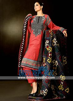 Pakistani Designer Dresses For Indian Women 2013-2014 By Khaadi south asian winter wear 2013, clothing for indian women 2013, khaadi collection Shop for embroidered and printed winter dresses from pakistan. Get free shipping and discounts offers at khaadi winter collection 2013 by www.dressrepublic.com